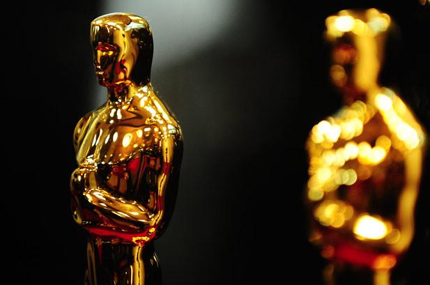 Estatuilla del Óscar. Se entregará una a cada ganador en la gala del próximo 26 de febrero. (Foto Prensa Libre: Billboard)
