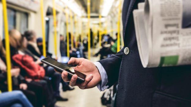 La conectividad constante también está vinculada a altos niveles de estrés. GETTY IMAGES