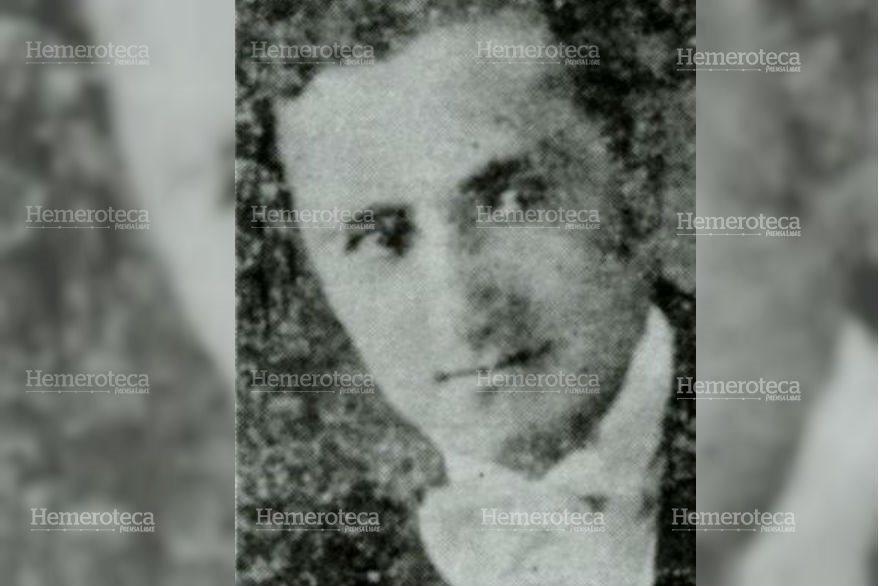 Músico y compositor huehueteco Víctor Wotzbeli Aguilar. (Foto Prensa Libre: Hemeroteca PL)