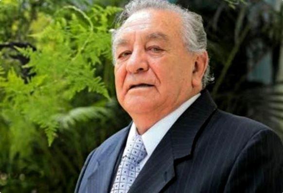 Américo Cifuentes Rivas, en vida. (Foto Prensa Libre: Hemeroteca PL)
