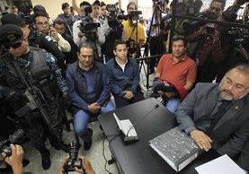 Sammy y José Antonio Morales quedaron ligados a proceso por fraude y guardan prisión preventiva.