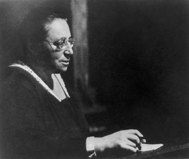 Noether terminó su vida académica en Estados Unidos. (GETTY IMAGES)