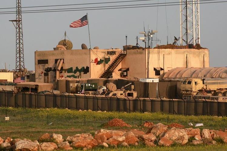 Trump dice que quiere retirar a sus tropas de Siria