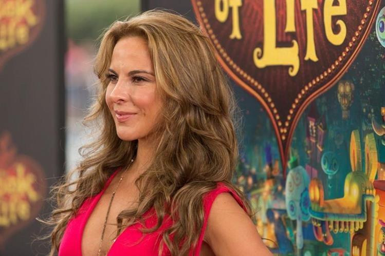 La actriz Kate del Castillo aún tiene planes de producir la película sobre El Chapo Guzmán. (Foto Prensa Libre: EFE)