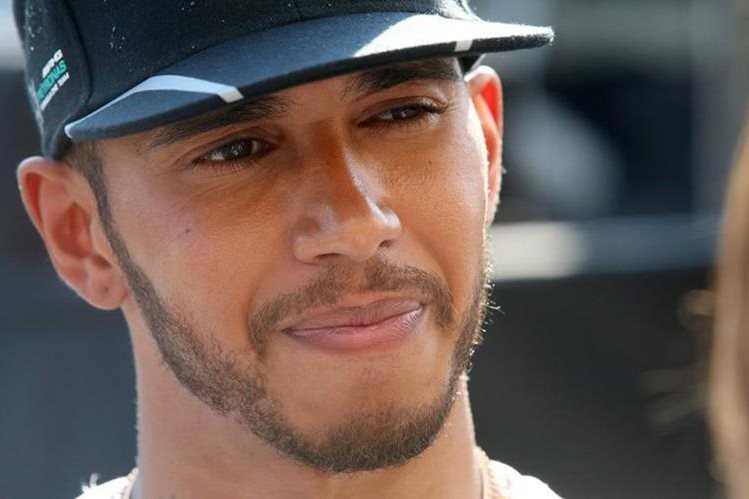 Lewis Hamilton ya sabe lo que es ganar en el trazado de Hockenheim. (Foto Prensa Libre: AFP).