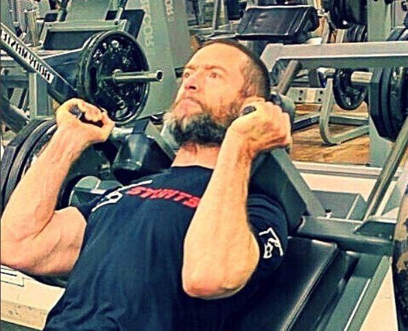 A Hugh Jackman lo critican por su aspecto en una reciente fotografía. (Foto Prensa Libre: Instagram. Hugh Jackman )