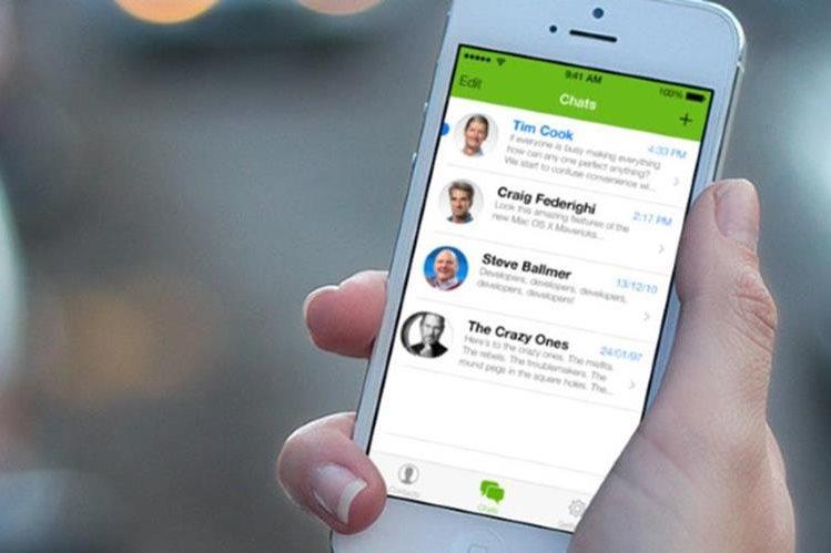 WhatsApp es el servicio de mensajería móvil más utilizado en todo el mundo. (Foto: Hemeroteca PL).