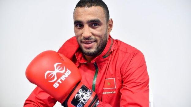 El marroquí detenido es boxeador en la categoría de peso ligero. (AFP)