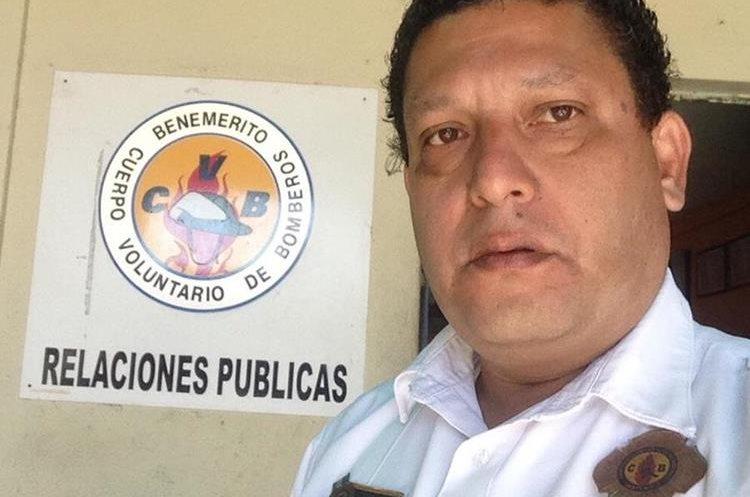 William González, el socorrista que contó la hazaña en Facebook. (Foto: Facebook/William González)