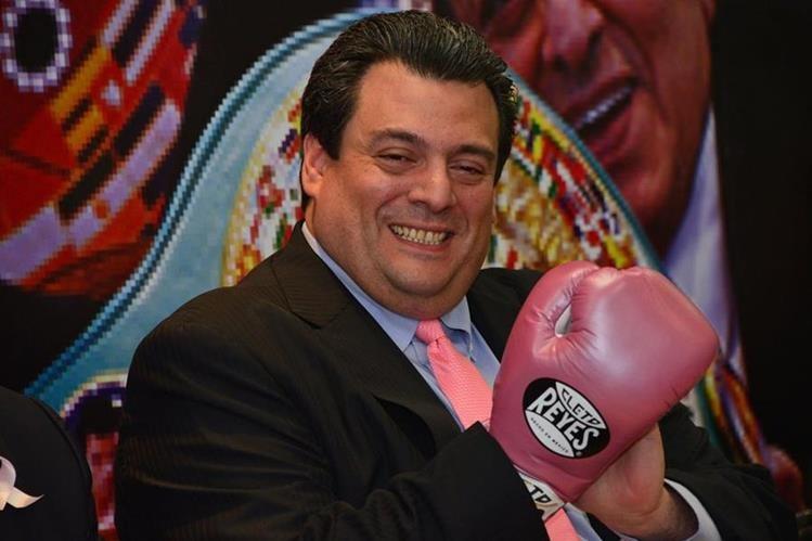 Mauricio Sulaimán del Consejo Mundial de Boxeo (CMB) se opone a la participación de profesionales en Río. (Foto Prensa Libre: Tomada de internet)