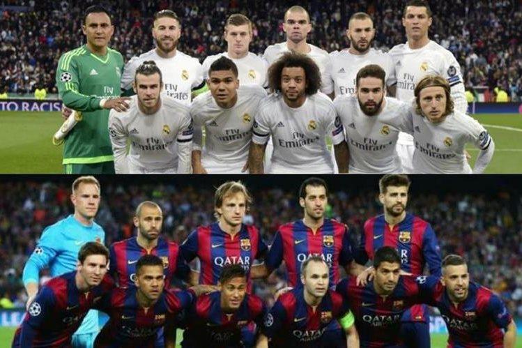 La Comisión Europea dictaminó que siete clubes de fútbol españoles recibieron ayudas estatales de España, por lo que pidió que las devuelvan. (Foto Prensa Libre: Hemeroteca)