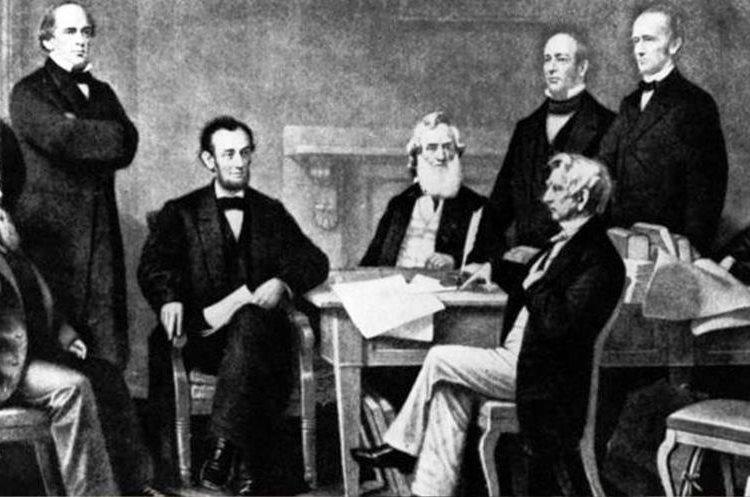 Extrovertidos como Abraham Lincoln realmente son más ruidosos y habladores que la mayoría de las personas. GETTY IMAGES