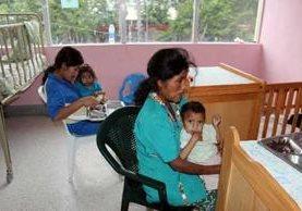 Según la PDH, este tratamiento podría haber servido para atender a seis mil 560 niños con desnutrición aguda (Foto Prensa Libre: Hemeroteca PL)