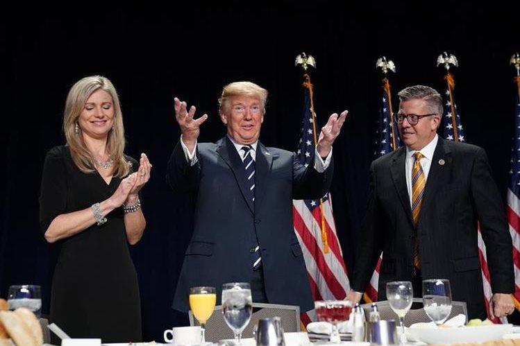 Trump valora