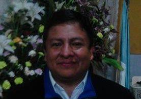 Carlos Alexánder Simaj, por el partido Unidad Nacional de la Esperanza, es el nuevo alcalde de Chimaltenango