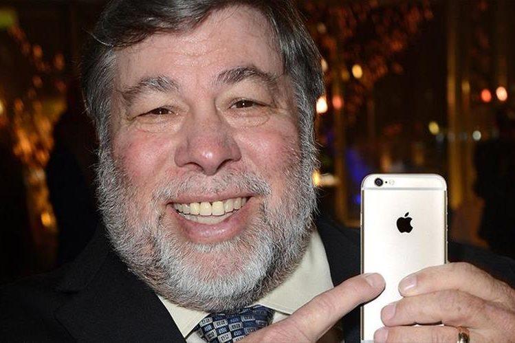 La razón por la que Wozniak no comprará un iPhone X