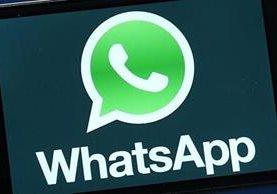WhatsApp, red social de mensajería instantánea, sufrió una caída a nivel global (Foto Prensa Libre: servicios).