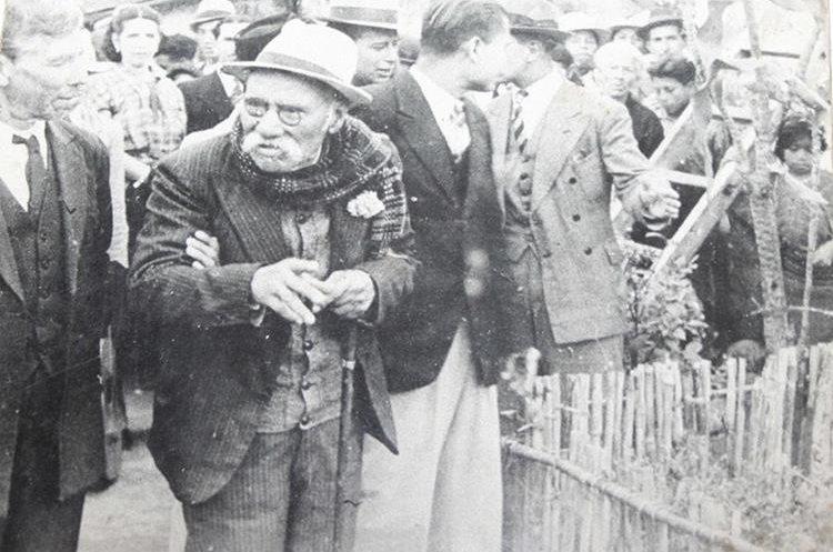 El maestro Rafael Álvarez Ovalle en vida.  (Foto: Hemeroteca PL)