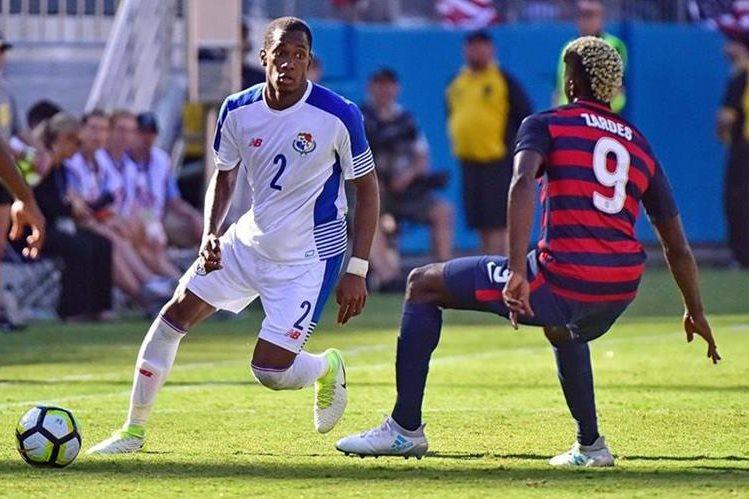 En el Nissan Stadium la local Estados Unidos cedió un empate 1-1 contra Panamá. (Foto Prensa Libre: AFP).