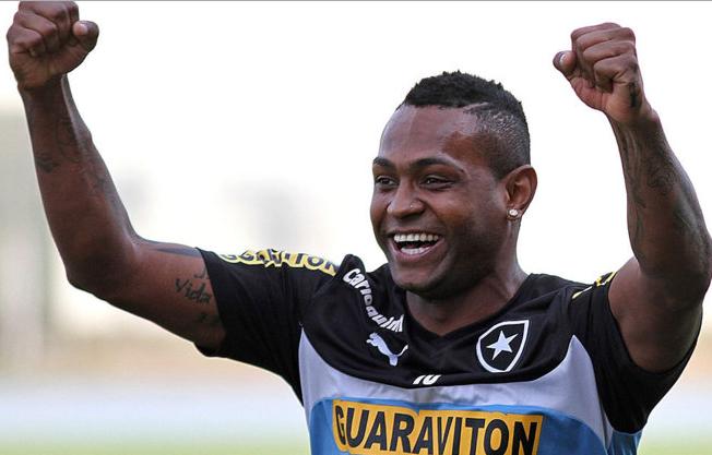 El delantero brasileño Jobson Pereira de Oliveira fue arrestado por supuestamente violar a cuatro menores de edad. (Foto Prensa Libre: internet)