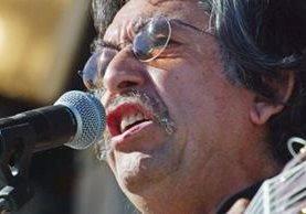 El guitarrista Ángel Parra adoptó como país a Francia luego de que le fue impuesto un exilio por la dictadura chilena de Augusto Pinochet. GETTY IMAGES