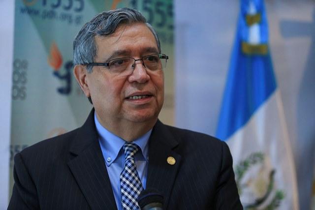 El vicepresidente dijo que accionarán en contra de la Ley que obliga a los funcionarios a asistir a citaciones. (Foto Prensa Libre: Hemeroteca PL)
