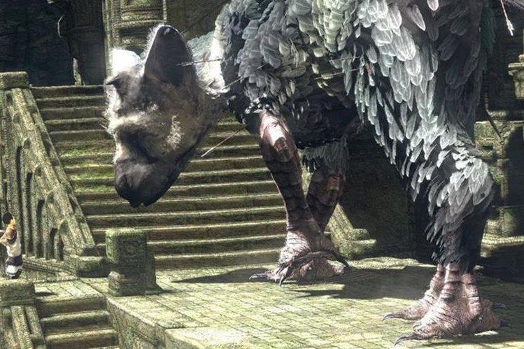 Escena de The Last Guardian, una de las aventuras más anticipadas (Foto: Hemeroteca PL).