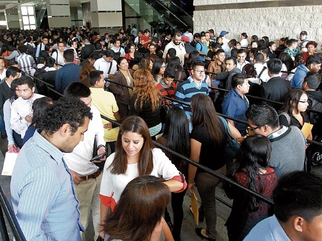 El desempleo aumentó en jóvenes en el primer semestre del 2016. (Foto Prensa Libre: Hemeroteca PL)
