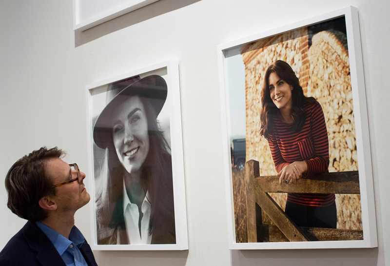 Las fotografías serán parte de una exposición en Gran Bretaña. (Foto Prensa Libre: AFP)