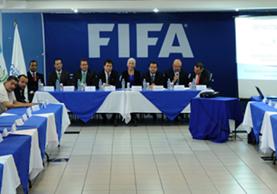 La Asamblea del futbol aprobó los nuevos estatutos de la Fifa, pero la CDAG no los ha conocido. (Foto Prensa Libre: Francisco Sánchez)