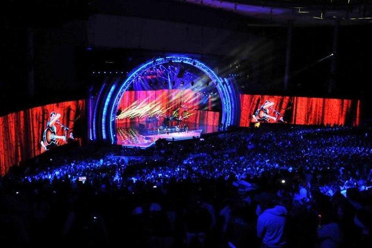 Viña del mar viene cargada con buena música. (Foto Prensa Libre: Hemeroteca PL)