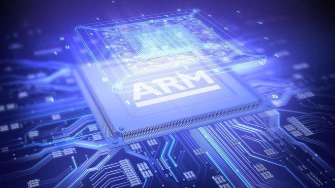 ARM, la joya de la corona tecnológica británica, ahora será propiedad japonesa.PA