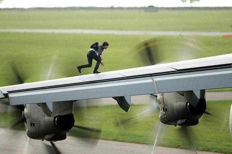 Misión Imposible por segunda semana consecutiva es la película preferida. (Foto Prensa Libre: Hemeroteca PL)