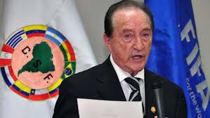 Figueredo, expresidente de la Conmebol. (Foto Prensa Libre: Hemeroteca PL)