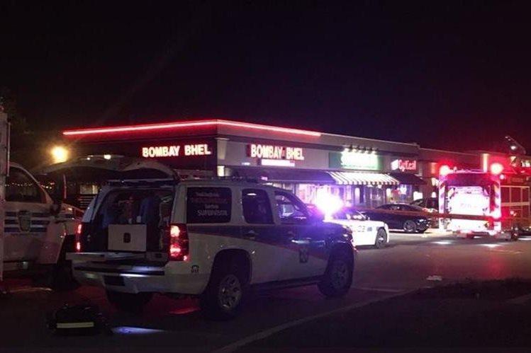 Sujetos detonan una bomba en restaurante en Toronto y dejan 15 heridos