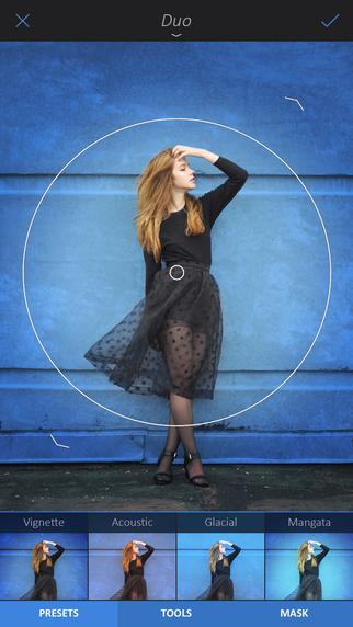 Enlight, app de fotografía (Foto: Hemeroteca PL).