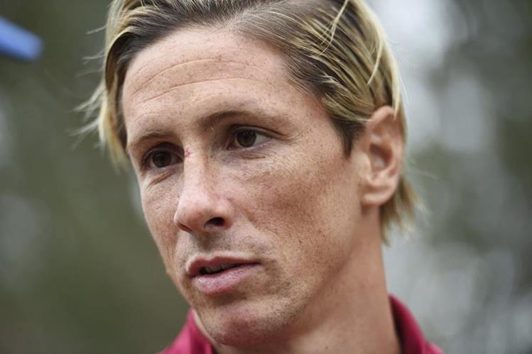 Torres es uno de los goleadores del Atlético de Madrid junto con Antoine Griezmann. (Foto Prensa Libre: EFE)