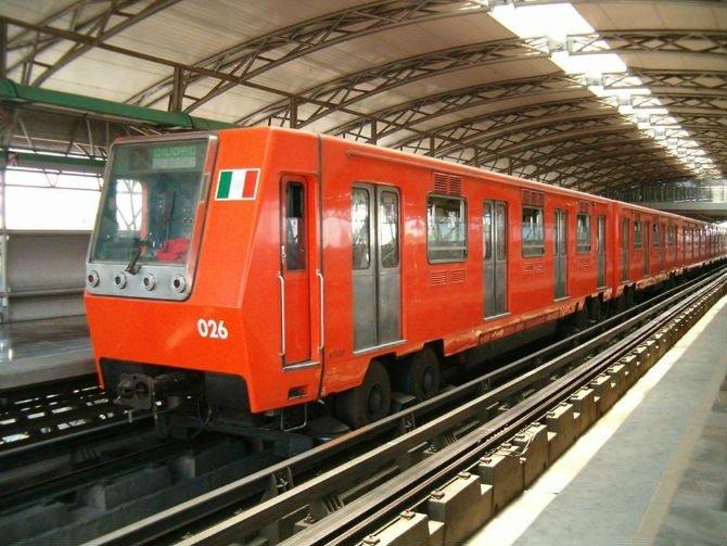 Se propone un sistema de trenes urbanos ubicado en la ciudad y su área metropolitana, para la movilidad de pasajeros, a través de vías subterráneas. (Foto Prensa Libre: Hemeroteca)