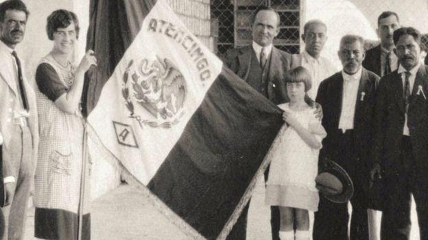 El empresario creó parte de su fortuna en Atencingo, Puebla. WILLIAM ANSTEAD JENKINS