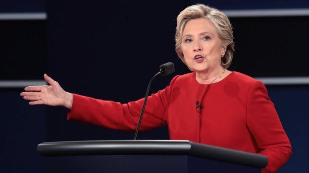 Hillary Clinton abogó por una reforma del sistema judicial para combatir la criminalidad. GETTY IMAGES