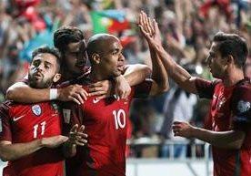 Lo mejor del duelo de la selección de Portugal contra Suiza