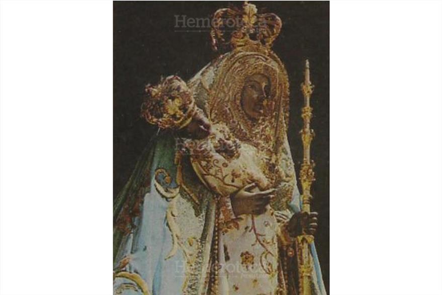 Virgen de Candelaria de Tenerife, Canarias, España. (Foto: Hemeroteca PL)