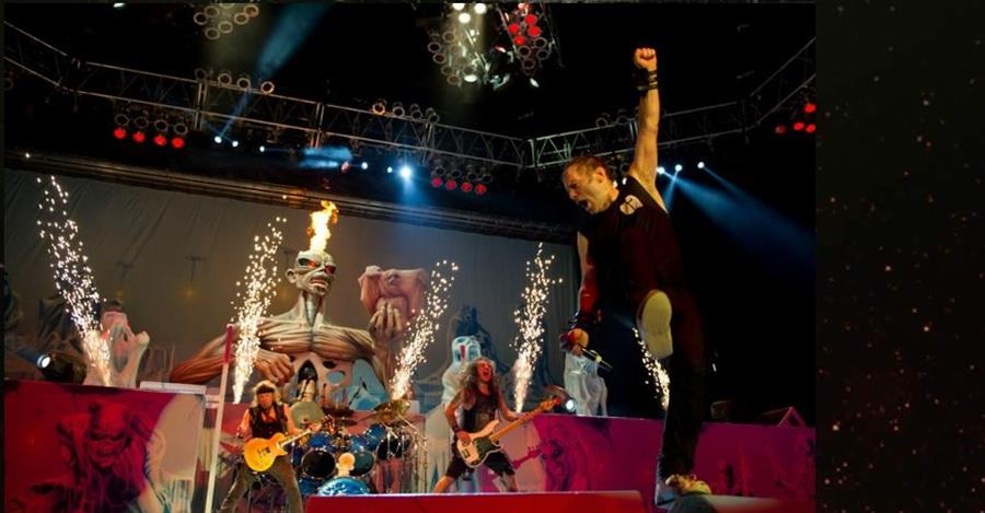 Iron Maiden tocará por primera vez en China y El Salvador. (Foto Prensa Libre: tomada de www.ironmaiden.com)