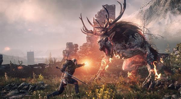 The Witcher 3: Wild Hunt llevará al jugador a un vasto mundo repleto de fantasía, monstruos y emocionantes aventuras. (Foto Prensa Libre Hemeroteca)