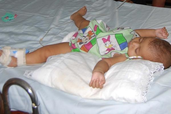 <p>El informe detalla un descenso de nacimientos entre 2002 a 2012. (Foto Prensa Libre: Archivo)</p>