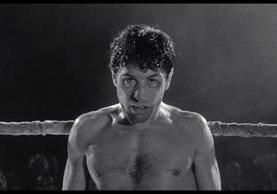 "Robert De Niro en ""Toro Salvaje"" (1980) interpretando a Jake LaMotta (Foto: Hemeroteca PL)."