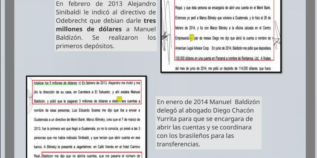 Los representantes de Odebrecht que delataron la trama corrupta ...