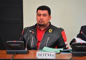 <p>Fredy Camacho, de 34 años, fue ligado a proceso en Quetzaltenango, por el delito de asesinato. (Foto Prensa Libre: Alejandra Martínez)<br></p>