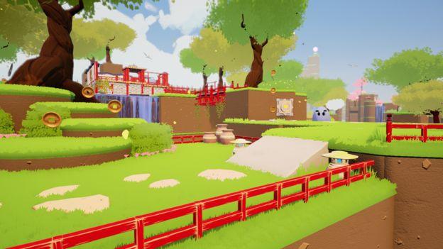Este videojuego es un prototipo creado por estudiantes. (BLUEDOOR GAMES)