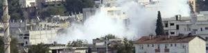 Mueren yihadistas en explosiones.